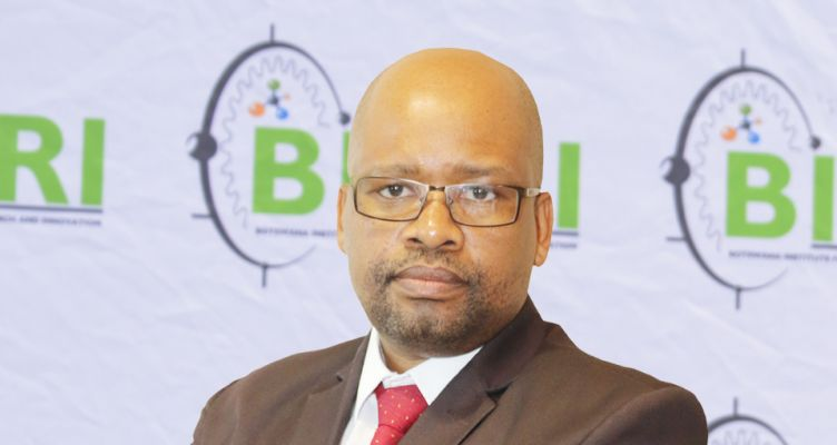 Prof Shedden Masupe appointed BITRI Chief Executive Officer