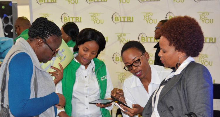 BITRI Participates in the 2018 BIUST STEM Festival