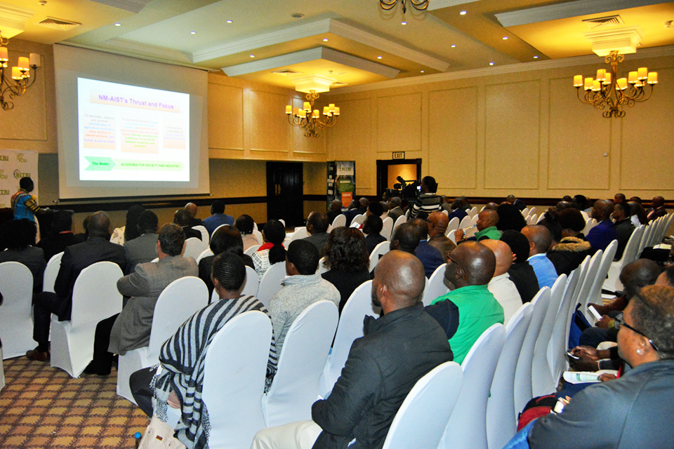 Dr  Hilonga Presents on the Nanofilter® Water Filtration System